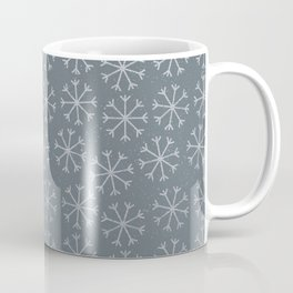 Winter Abstracts 19B Coffee Mug