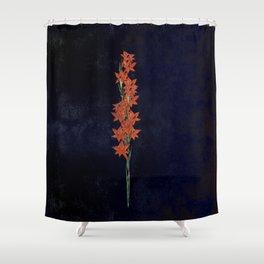Gash Shower Curtain