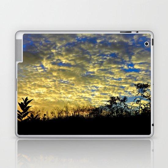 Shadows of Fall Laptop & iPad Skin