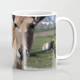 African Eland Coffee Mug