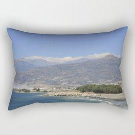 Crete, Greece 8 Rectangular Pillow