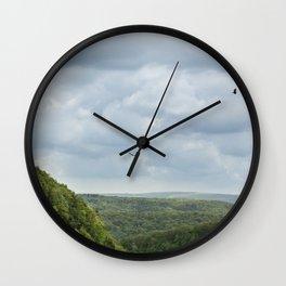 Free As A Bird Wall Clock