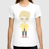 golden girls T-shirts featuring Girls in their Golden Years - Blanche by Ricky Kwong