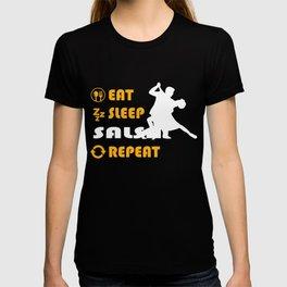 Salsa Graphic Tee Shirt T-shirt