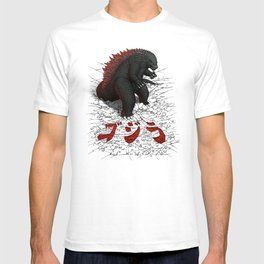 The Great Daikaiju T-shirt