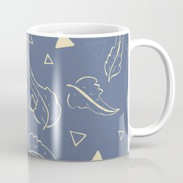 Triangleaves Coffee Mug