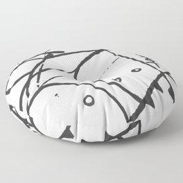 NAILBITERS Floor Pillow