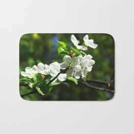 Apple blossom Bath Mat