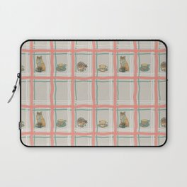 The Fox and The Hedgehog #1 Laptop Sleeve