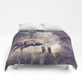 King of the Woods Comforters