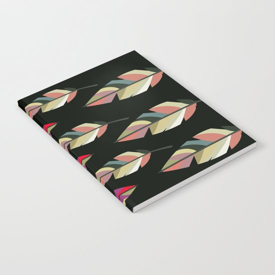 FEATHER REVOLUTION Notebook