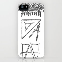 Architect's Tool Kit iPhone Case