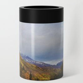 Matanuska River Alaska Can Cooler