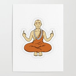 Spiritual peace, unfuck the world ;) Poster