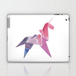 Watercolor Unicorn Laptop & iPad Skin