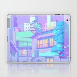 Night in Utopia Laptop & iPad Skin