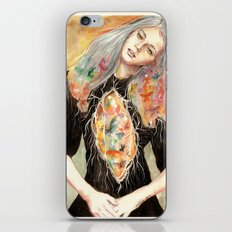 Beauty is a Million Colors iPhone & iPod Skin