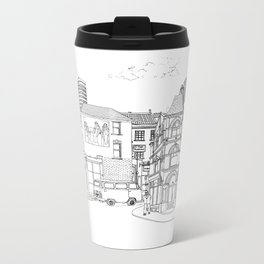 Street Britain Metal Travel Mug