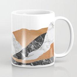 Marble Landscape I, Minimal Art Coffee Mug