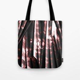 Dark tissue of hopelessness Tote Bag
