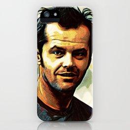 R.P Mcmurphy iPhone Case