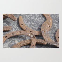 Rusty luck Rug