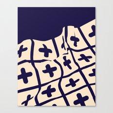 Breathe Little Pool 2 Canvas Print