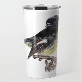 New Zealand Tomtit Travel Mug