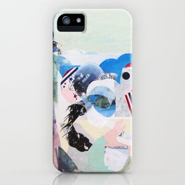Man Down iPhone Case