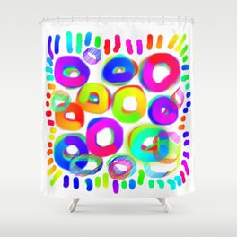 HH 03 Shower Curtain