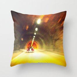 Zooom Throw Pillow