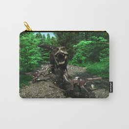 Tyrannosaurus Rex 4 Carry-All Pouch