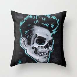 Valuable Time,  Morressey, The Smiths Throw Pillow