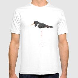 scholeksters scholekster high key oystercatcher  T-shirt