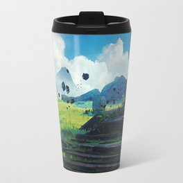 Megical Stone Travel Mug