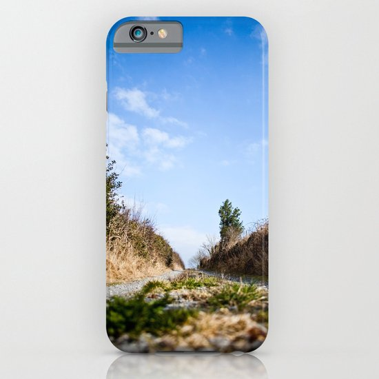 To the lake. iPhone & iPod Case