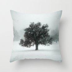 The Loner Throw Pillow
