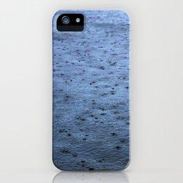 Estuary Rain iPhone Case
