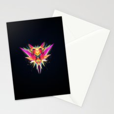 TAZOR (Abstract Future Scifi Artwork)  Stationery Cards
