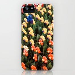A garden of cameras iPhone Case