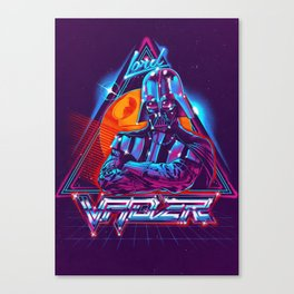 Lord of the 80s Canvas Print