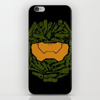infinity iPhone & iPod Skins featuring Infinity by Ashley Hay