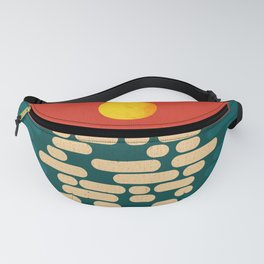 Sun Over The Sea - Afternoon Fanny Pack