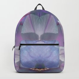 Purple Blossom Cactusina Backpack
