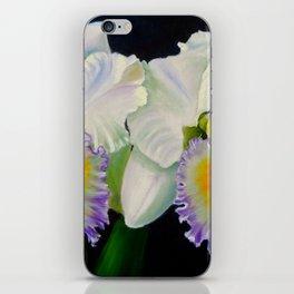 Hawaiian Orchids iPhone Skin