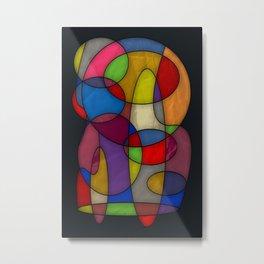 Abstract #314 Metal Print