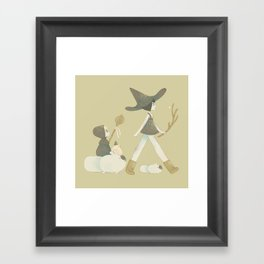 RPG Framed Art Print