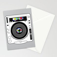 1 kHz #12 Stationery Cards