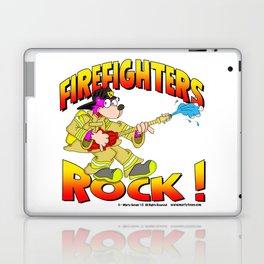 Firefighters Rock Merchandise Laptop & iPad Skin