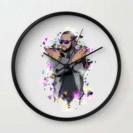 Maitre Gims - Zombie Wall Clock